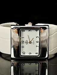 Magnificent Women's Wide Belt Fashion Watch