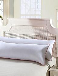 shuian® edredom macio 100% algodão sem deformação dupla travesseiro