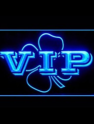 VIP Membership Advertising LED Light Sign