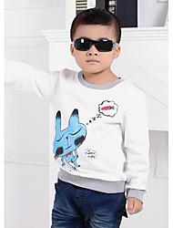 Boy's Cotton Tee,Summer / Spring / Fall