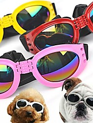 Anti Ultraviolet Radiation Pet Sunglasses for Pets Dogs