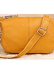Fashion Women's Genuine Leather Shoulder Bag Crossbody Bag