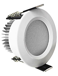 3W 6x5630SMD 270LM White 6000K LED Ceiling Light