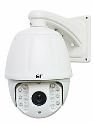 GT VIEW 18X Zoom(4.7-84.7mm) Onvif Waterproof IP66 1920*1080P IR IP High Speed Dome Camera
