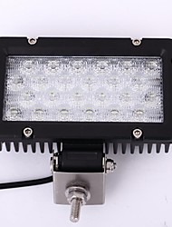 """Liancheng® 7"""" 24W 9~32V High Brightness LED Work Light for Off-road,UTV,ATV,Boat,Ship"""