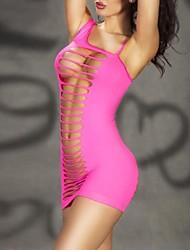 Women Chemises & Gowns Nightwear , Nylon/Polyester