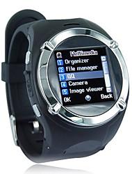 zgpax® MQ998 bluetooth braccialetto 2.0 telefono orologio (messaggio, mp3, fm)