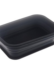 Multifunctional Car Dashboard Silicone Folding Storage Box