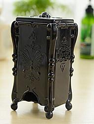 Black Beautiful Makeup Box