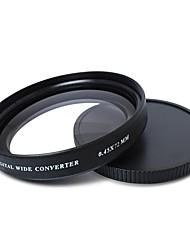 Zomei® Ultra Slim Multi-Coated AGC Optical Glass 0.45x Wide Angle Lens - 58mm