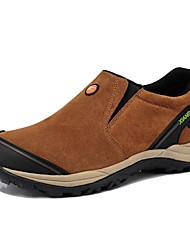 Suede Leather Men's Flat Heel Comfort Athletic Shoes(More Colors)