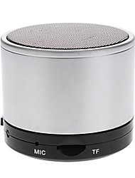 S10 Función MP3 Mini Altavoz Bluetooth con TF Mic Puerto (color surtidos) + tarjeta de 4GB TF Regalo libre