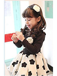 Girl's Fashion Flower  Dresses  Lovely Princess Fall  Dresses