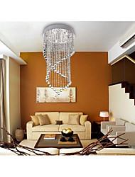 Modern Simple Style 4 Lights Crystal Chandelier Lights