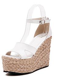 IPIEN Leisure Flange Slipsole Sandal (White)