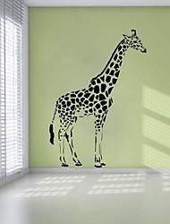 jiubai ™ этикета стены большой жираф стикер стены