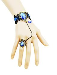 Coolshine-Spitze-Armband mit Ringen-2014-201-LSL056
