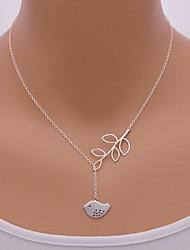 Нежное ожерелье с прекрасной подвеской