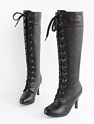 Women's Stiletto Heel Knee High Boots (More Colors)