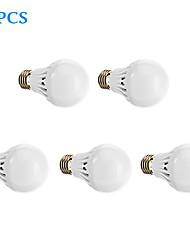 Ampoules Globe Blanc Chaud 5 pièces E26/E27 10 W 25 SMD 2835 980 LM AC 85-265 V