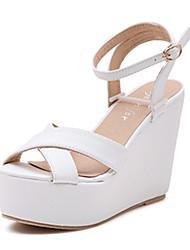 IPIEN New Slipsole Leisure Sandal (White)