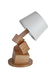 LED Desk Lamps , Novelty Wood/Bamboo