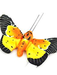 естественно моделирование любимой кошки игрушки бабочки с кошкой мяты