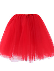 Seven Tier Knee Length Petticoat(More Colors)