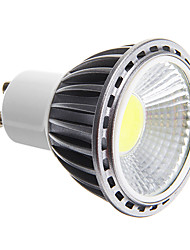 5W GU10 Spot LED COB 50-400 lm Blanc Froid Gradable AC 100-240 V