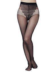 Dnyh® Women's Soft Sexy Slim Fit Pantyhose
