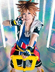 Kingdom Hearts Sora Normal Form Cosplay Costume