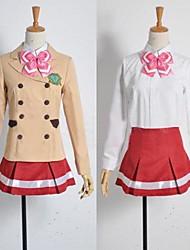 inspirada por trajes cosplay valvrave shoko sashinami
