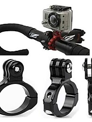 All Aluminum Gopro Hero3 Accessories 31.8mm Bike Bicycle Stand