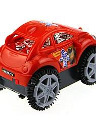 auto elettrica capriole (colore casuale)