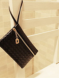 YITONG Women'S Western Style Vintage Weave Hand Bag Evening Bag