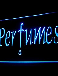 Perfumes Fragrances Advertising LED Light Sign