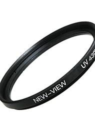 Новый взгляд UV фильтр для камеры (43мм)