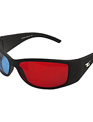 Reedoon Red Blue Harmless 3D Glasses for Computer