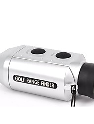 Mini Digital 7X Golf Range Finder Scope With Bonus Carry Bag for Golf