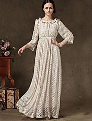 Women's Dresses , Polyester Yaxy