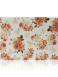 Appson® Floral Pattern Folio Protective PC Full Body Case for 13.3 inch Macbook Retina