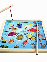 Children's Intelligence Magnetic Fishing of Educational Toys