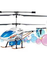 CX027 3.5CH Wireless RC  Helicopter with Gyroscope And Bubble