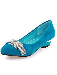 Women's Chunky Heel Pointed Toe Loafers Shoes (More Colors)