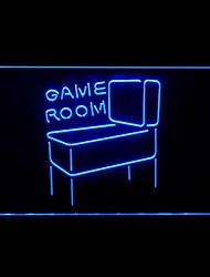 Game Room Reclame LED Light Sign