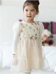 Girl's Fashion Flower  Dresses  Lovely Princess Fall  Dresses