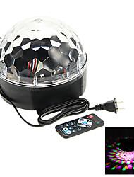L-T03 Six Color LED Crystal and Magic Light