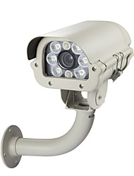 Cotier License plate 1080p IP Camera 4x LED Adjustable Sensitivity Adjustable brightness 1/2.5 Inch CMOS Sensor