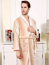 Bath Robe, High-class Milk Soft Garment Bathrobe Thicken