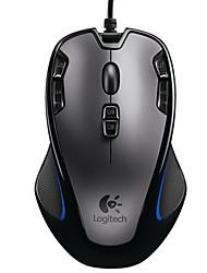 Logitech G300 проводной 2500dpi игровой мыши